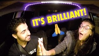 DO YOU KNOW WHAT A HAND HUG IS? (Funny Uber Rides)