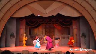 walt disney world disney s hollywood studios beauty and the beast live on stage