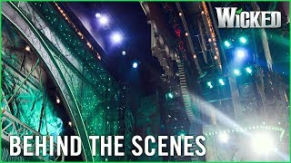 Wicked UK - 'Countdown to Curtain Up'