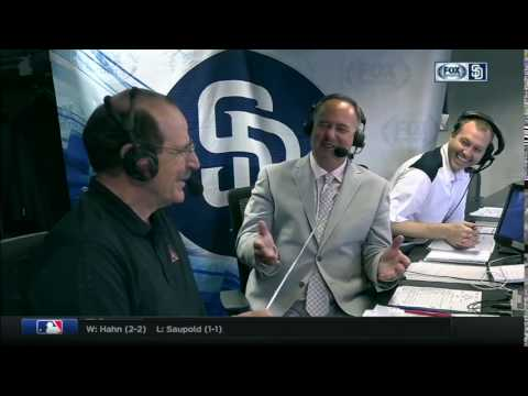 Bob Brenly borrows Mark Grant