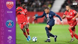 Dijon 2-1 PSG - HIGHLIGHTS & GOALS - 11/1/19