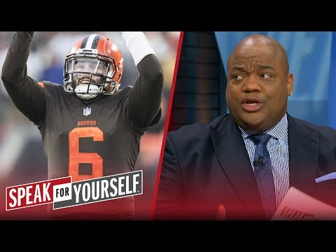 Is Baker Mayfield getting a pass for antics? Whitlock and Wiley weigh in | NFL | SPEAK FOR YOURSELF