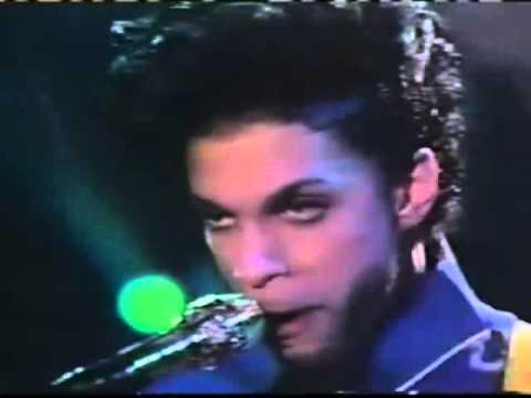 Prince - Purple Rain LIVE