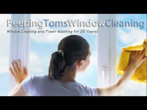 Window Cleaning Services from Union, NJ Pros Peeping Tom's Window Cleaning