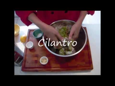 Receta de Camarones en Salsa Criolla