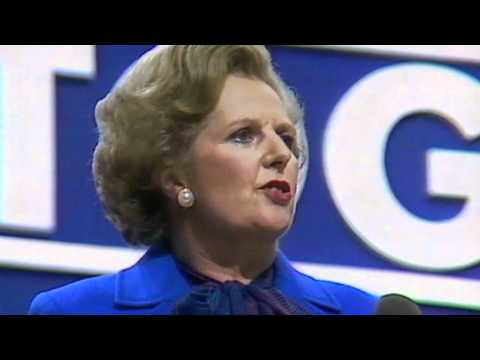 The Iron Lady - Margaret Thatcher Trailer - YouTube