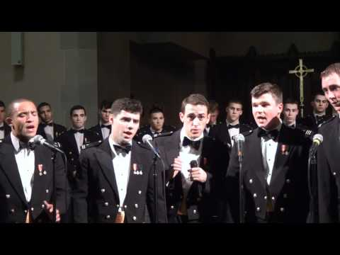 USNA MENS GLEE CLUB ANCHORMEN HOLE IN THE WORLD DETROIT 2011