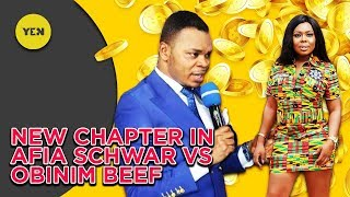 Ghana News: Afia Schwar VS Obinim Beef: 4 Years And Counting | Yen.com.gh