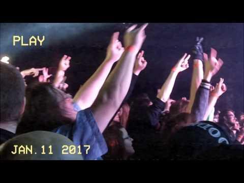 Perturbator Live in Chicago (Full Show)  @ Reggies Rock Club