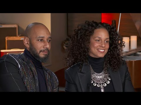 The bonds that bind power couple Alicia Keys and Swizz Beatz