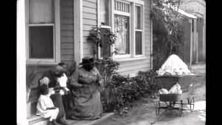 """Neighbours"" - Buster Keaton SILENT COMEDY (1920)"
