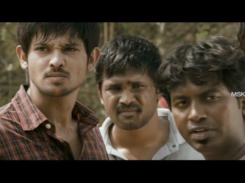 Nakul  Sidharth Fight   Vallinam Tamil Movie
