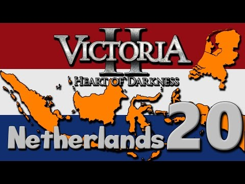 Victoria 2: HPM - Netherlands | Part 20: Great Power Once More