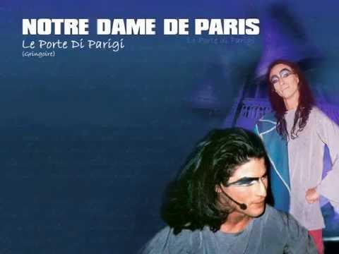 Notre Dame de Paris - Le porte di Parigi (karaoke fair use)