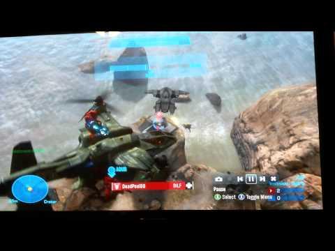 Daring Escape - Halo Reach