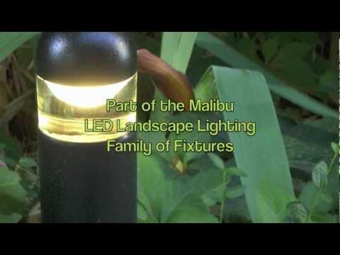 Malibu Led Path Light For Landscape Lighting You