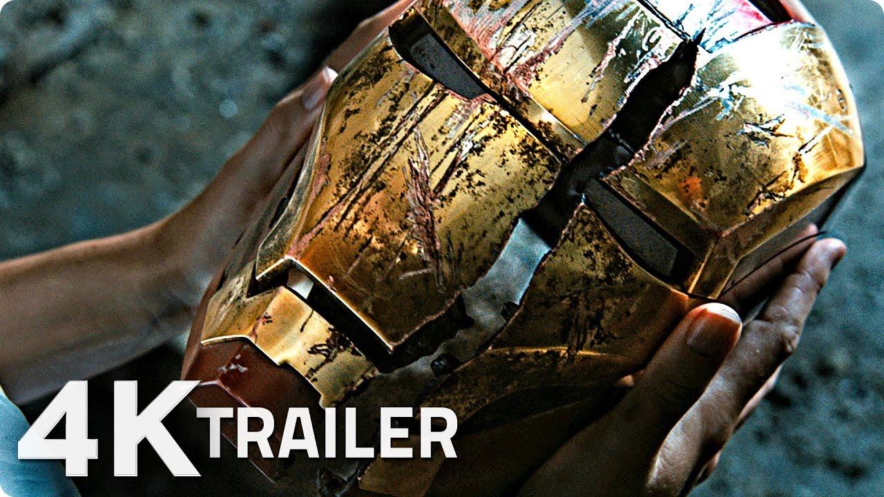 Tony Stark Hd Wallpapers Iron Man 3 Trailer 4 German Deutsch 4k Marvel Youtube