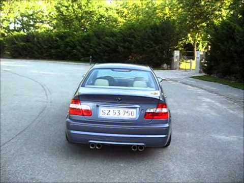 Tabosh Bmw E46 328i Sedan Look M3 2 Youtube
