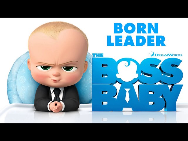 Soundtrack The Boss Baby Theme Song Musique Film Baby