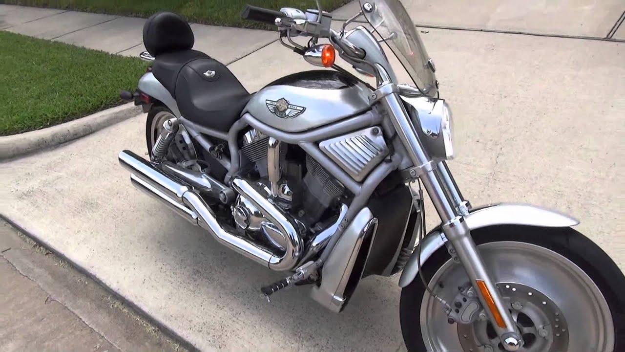 Harley Davidson V Rod Anniversary Edition For Sale