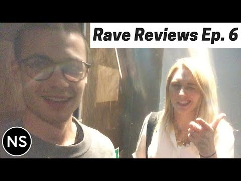 Rave Reviews Ep. 6 [Joe Ford album launch w/ DJMag feat. Koven, Document One, Memtrix] + KOVEN intvw