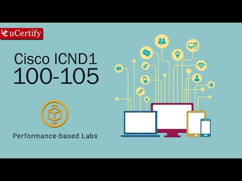 Cisco CCENT/CCNA Interconnecting Cisco Networking Devices Part 1 (ICND1) Course Series