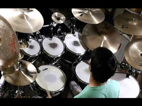 David Floegel - Special Treatment Drum Cover (orig. Jazz Pistols)