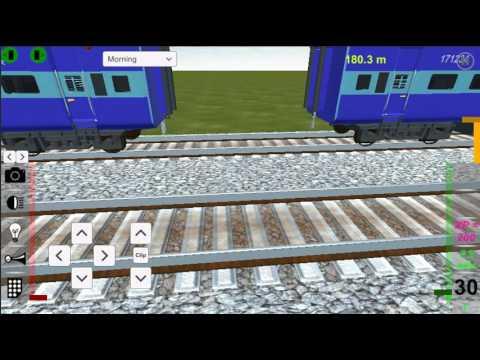 TrainZimulator Coupling Coaches