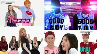 Gambar cover KPop Idol Cover Dance Good Boy GDxTAEYANG   Weekly Idol