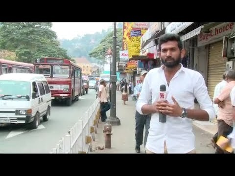 Kandy peaceful; day-to-day activities return to normal - Ada Derana Special reporter confirms