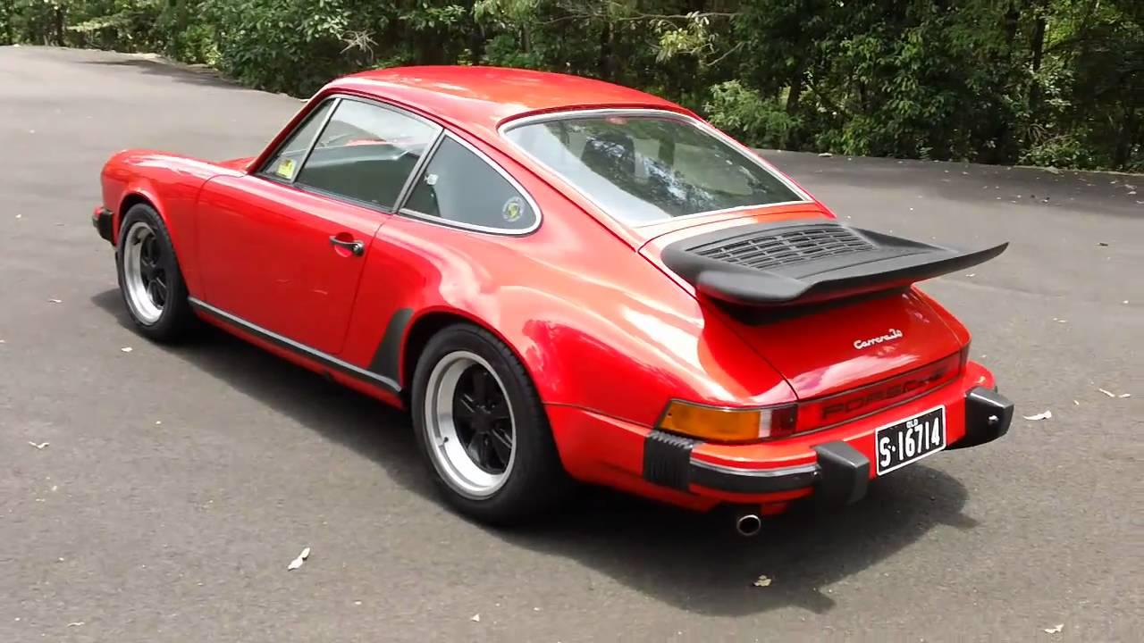 1976 Porsche 911 3 0 Carrera Youtube