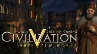 Sid Meier's Civilization V: Brave New World PC Gameplay HD 1440p