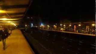 Acela Express 2126 At Night
