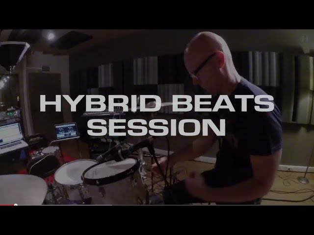 Hybrid Beats Session - sample pack