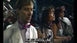 Kjell Höglund - En stor stark