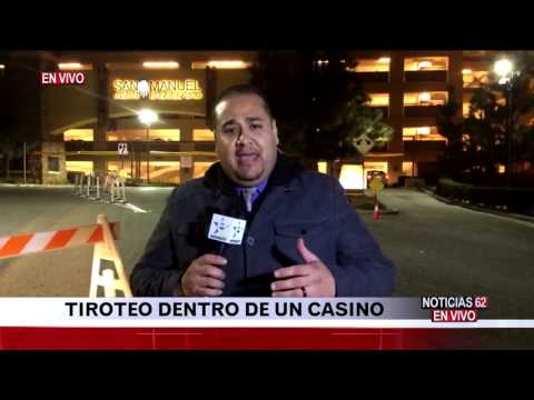 Balacera dentro un casino - Noticias 62