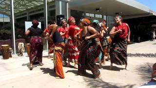 Gahu! 1 Part African Dance SWC