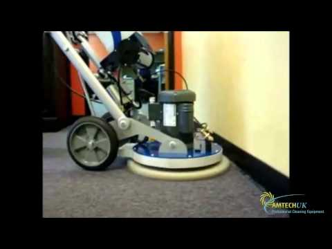 The ORBOT SprayBorg Floor Cleaning Machine