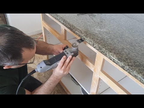 How To Remove Granite Countertops Without Breaking the Granite.