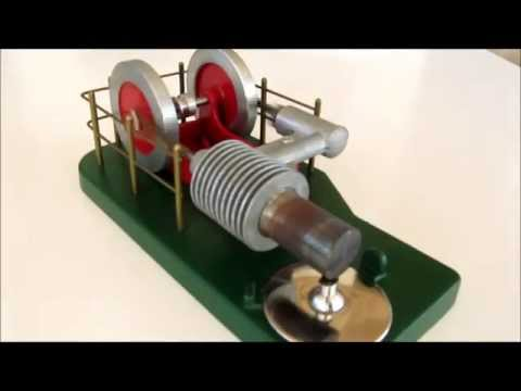 Solar Engines - Phoenix Arizona - Solar 1 Stirling Engine