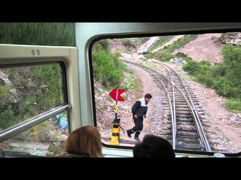 Train Ride from
