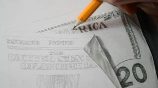 [CB] How to draw a twenty dollar bill
