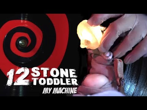 12 Stone Toddler - My Machine ( Official Music Video ) Halloween 2018 Mp3