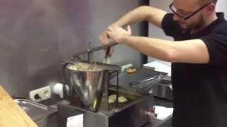 Ручной аппарат для пончиков - преимущества и недостатки