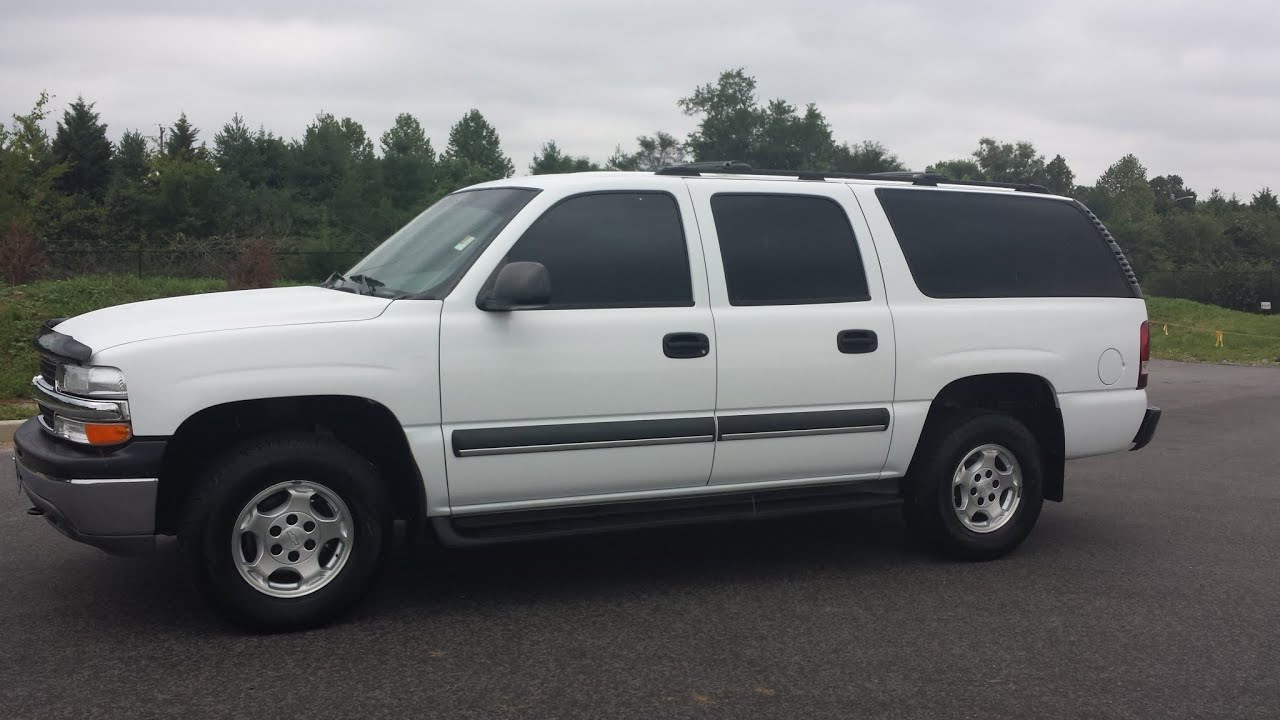 Sold 2004 Chevrolet Suburban Ls 4x4 9 Pass Seating 134k For Sale Call 855 507 8520 Youtube