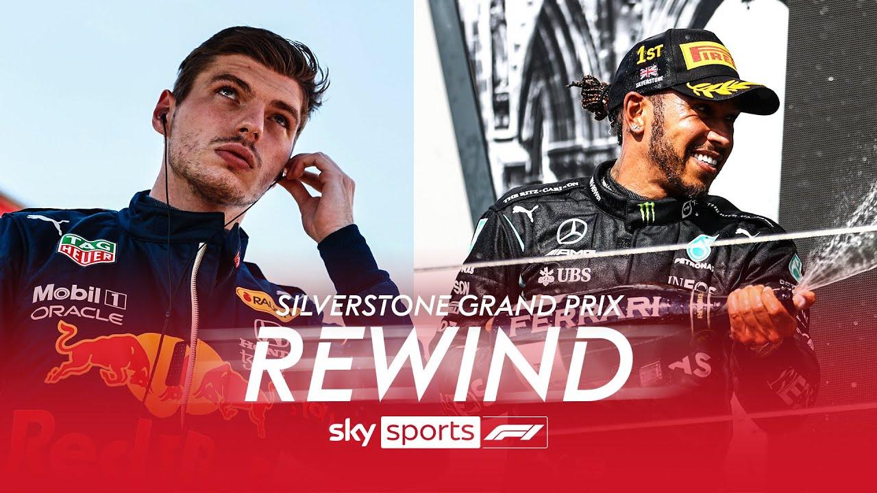 Verstappen & Hamilton crash in dramatic race! | Silverstone Weekend Rewind