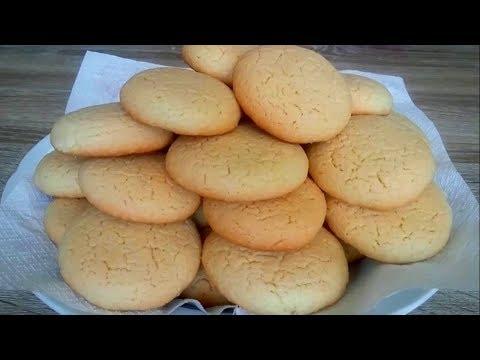 Самый простой рецепт печенья. Быстро и вкусно!