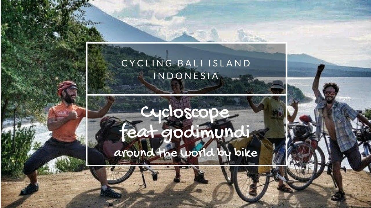 Cycling Bali - Bicycle Touring Indonesia with Cycloscope & Godimundi