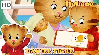 Daniel Tiger in Italiano - Leggimi una Storia | Video per Bambini