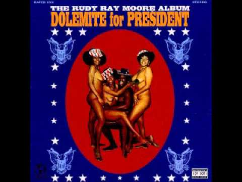 Rudy Ray Moore - Dolemite Campaign Speech